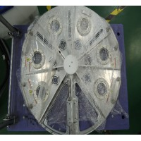 VHP buffer chmaber lid Retrofit